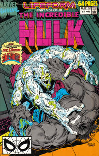 Cover Thumbnail for The Incredible Hulk Annual (Marvel, 1976 series) #16 [Direct]