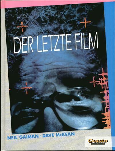 Cover for Carlsen Lux (Carlsen Comics [DE], 1990 series) #24 - Der letzte Film