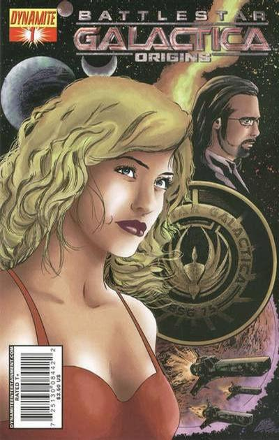 Cover for Battlestar Galactica: Origins (Dynamite Entertainment, 2007 series) #1 [1C]