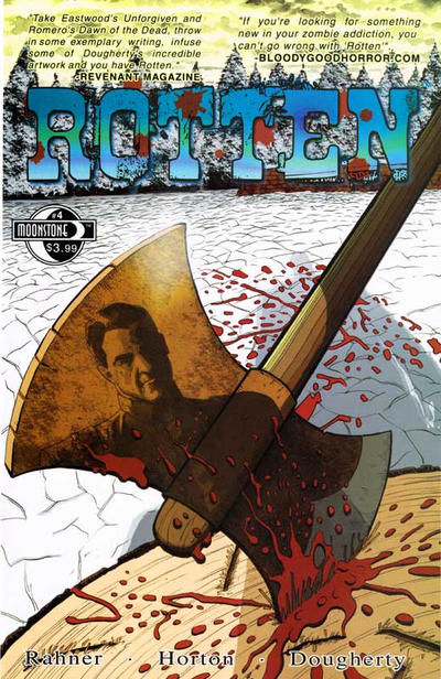 Cover for Rotten (Moonstone, 2009 series) #4