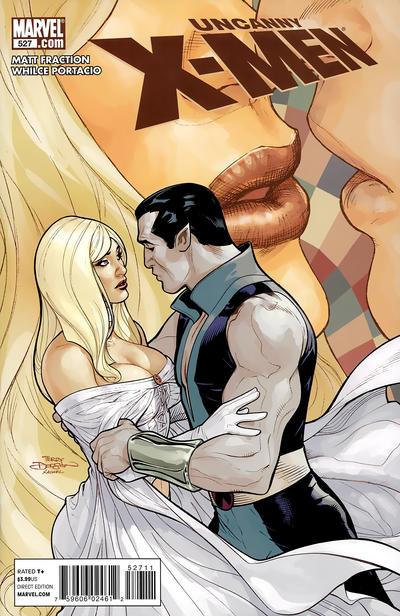 Cover for The Uncanny X-Men (Marvel, 1981 series) #527 [Women of Marvel variant]