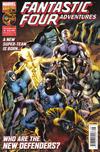 Cover for Fantastic Four Adventures (Panini UK, 2010 series) #8