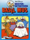 Cover for Mesterdetektiven Basil Mus (Hjemmet / Egmont, 1987 series) #[2] [Reutsendelse]