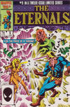 Cover for Eternals (Marvel, 1985 series) #9 [Direct]