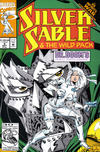 Cover for Silver Sable and the Wild Pack (Marvel, 1992 series) #4 [Direct]