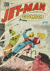 Cover for Jet-Man Comics (Bell Features, 1946 series) #2 (10)