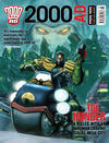 Cover for 2000 AD (Rebellion, 2001 series) #1695
