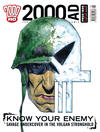 Cover for 2000 AD (Rebellion, 2001 series) #1696