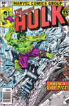 Cover Thumbnail for The Incredible Hulk (1968 series) #237 [Newsstand]
