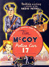 Cover for Tim McCoy, Police Car 17 (Western, 1934 series) #674-1933