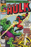Cover Thumbnail for The Incredible Hulk (1968 series) #246 [Direct Edition]