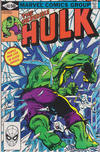 Cover Thumbnail for The Incredible Hulk (1968 series) #262 [direct edition]