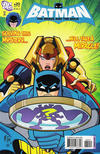 Cover for Batman: The Brave and the Bold (DC, 2009 series) #20