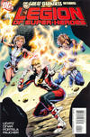 Cover for Legion of Super-Heroes (DC, 2010 series) #4