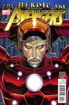 Cover for Avengers (Marvel, 2010 series) #4