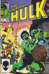 Cover for The Incredible Hulk (Marvel, 1968 series) #303 [Direct]