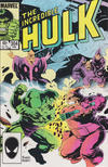 Cover for The Incredible Hulk (Marvel, 1968 series) #304 [Direct]