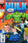 Cover for The Incredible Hulk (Marvel, 1968 series) #411 [Direct Edition]