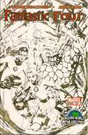 Cover for Fantastic Four (Marvel, 1998 series) #527 [Wizard World Philadelphia]