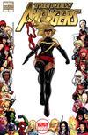 Cover Thumbnail for New Avengers (2010 series) #3 [Women of Marvel Frame Variant]