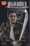 Cover Thumbnail for Highlander (2006 series) #11 [Fabio Laguna Cover]