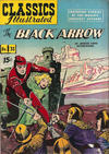 Cover for Classics Illustrated (Gilberton, 1947 series) #31 [HRN 87] - The Black Arrow [15¢]