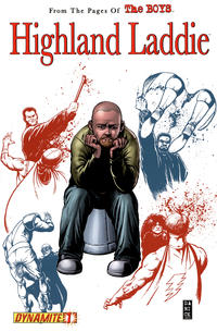 Cover Thumbnail for The Boys: Highland Laddie (Dynamite Entertainment, 2010 series) #1