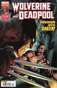 Cover Thumbnail for Wolverine and Deadpool (Panini UK, 2010 series) #10
