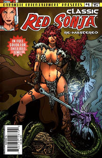 Cover Thumbnail for Classic Red Sonja Remastered (Dynamite Entertainment, 2010 series) #1