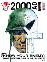 Cover Thumbnail for 2000 AD (Rebellion, 2001 series) #1696
