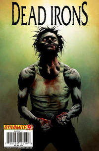 Cover Thumbnail for Dead Irons (Dynamite Entertainment, 2009 series) #4 [Jae Lee Cover]