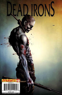 Cover Thumbnail for Dead Irons (Dynamite Entertainment, 2009 series) #1
