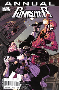 Cover Thumbnail for Punisher Annual 2009 (Marvel, 2009 series) #1