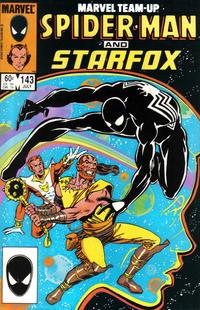Cover Thumbnail for Marvel Team-Up (Marvel, 1972 series) #143 [Direct]