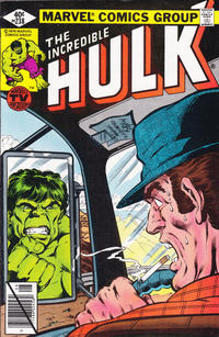 Cover Thumbnail for The Incredible Hulk (Marvel, 1968 series) #238 [Direct]