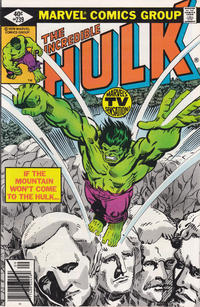 Cover Thumbnail for The Incredible Hulk (Marvel, 1968 series) #239 [Direct]