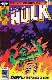 Cover Thumbnail for The Incredible Hulk (Marvel, 1968 series) #240 [Direct]