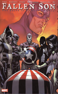 Cover Thumbnail for Fallen Son: The Death of Captain America (Marvel, 2009 series) #[nn]