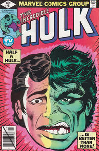 Cover Thumbnail for The Incredible Hulk (Marvel, 1968 series) #241 [Direct]