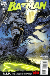 Cover Thumbnail for Batman (DC, 1940 series) #702