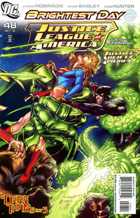 Cover Thumbnail for Justice League of America (DC, 2006 series) #48