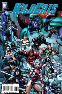 Cover Thumbnail for Wildcats (DC, 2008 series) #26