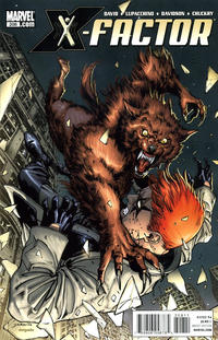 Cover Thumbnail for X-Factor (Marvel, 2006 series) #208