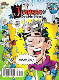 Cover Thumbnail for Jughead's Double Digest (Archie, 1989 series) #163