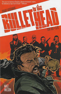 Cover Thumbnail for Bullet to the Head (Dynamite Entertainment, 2010 series) #3