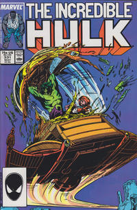 Cover Thumbnail for The Incredible Hulk (Marvel, 1968 series) #331 [Direct]