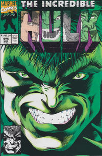 Cover Thumbnail for The Incredible Hulk (Marvel, 1968 series) #379 [Direct Edition]