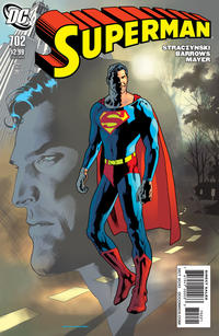 Cover Thumbnail for Superman (DC, 2006 series) #702 [25 for 1 Variant]
