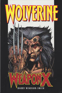 Cover Thumbnail for Wolverine: Weapon X (Marvel, 2001 series)
