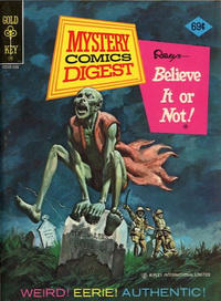 Cover Thumbnail for Mystery Comics Digest (Western, 1972 series) #25